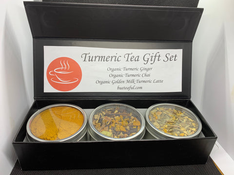 Turmeric Tea Gift Set