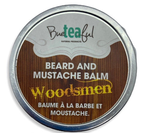 WOODSMENS BEARD BALM