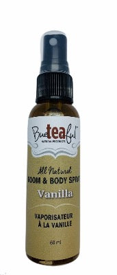 VANILLA SPRAY! Aromatherapy Room and Body Spray