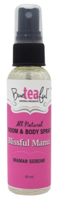 BLISSFUL MAMA SPRAY-Aromatherapy Room and Body Spray