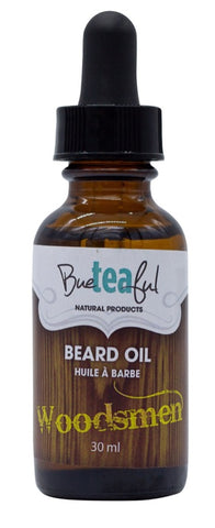 WOODSMEN BEARD OIL