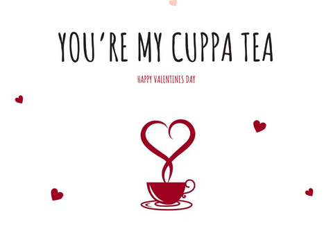 VALENTINES DAY TEAGRAMS