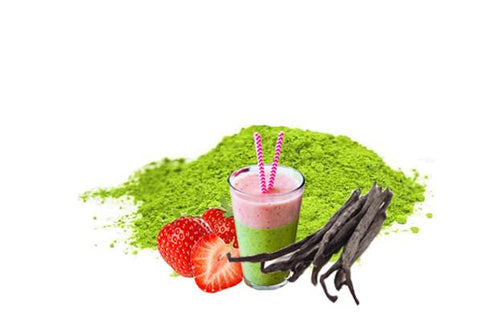 Organic Summer Smoothie Matcha