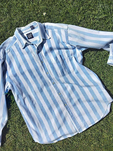 Striped GAP Shirt size 14