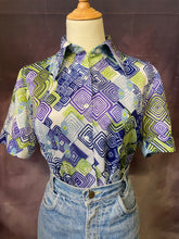 Load image into Gallery viewer, Psychedelic Blouse