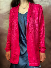 Load image into Gallery viewer, The Hottest Pink Blazer size 8-10