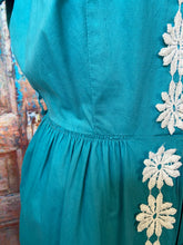 Load image into Gallery viewer, Blue Daisy Dress