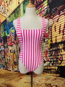 Candy Stripe Togs size 8