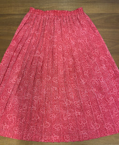 Andrea Gayle  Printed skirt Size 12