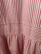 Load image into Gallery viewer, Candy Striped Sundress size 10-12