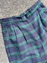 Load image into Gallery viewer, Black Watch Tartan Pants