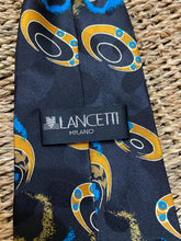 Load image into Gallery viewer, Lancetti Silk Tie