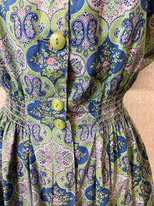 Sweetheart Neck Vintage Dress size 12