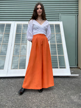 Load image into Gallery viewer, Tangerine Culottes