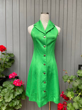 Load image into Gallery viewer, Green Rebecca Dress