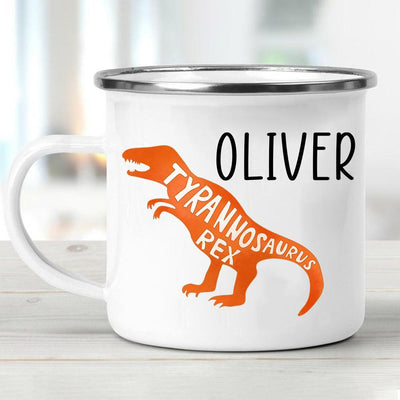 Personalized Dinosaur Mug02