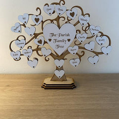 Personalized Family Tree 02