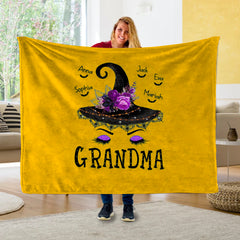 Personalized Name Fleece Blanket 1103V01