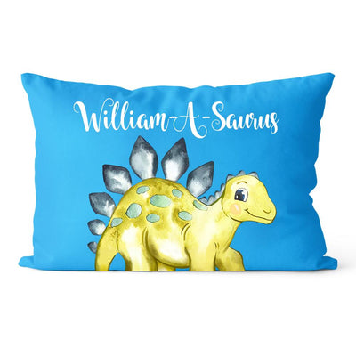 Personalize Name Cushion Dinosaur 06
