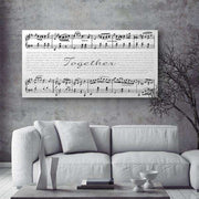 Wedding Song Print Canvas ArtWork 10
