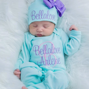 Personalized Baby Girl Clothes II-07