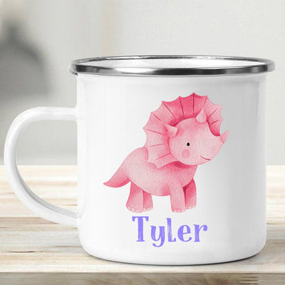 Personalized Dinosaur Mug09