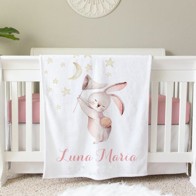 Baby Fleece Animal Blanket II 11
