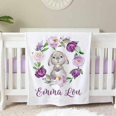 Baby Fleece Animal Blanket II 12