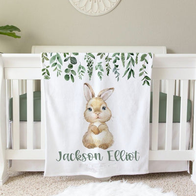 Baby Fleece Animal Blanket II 06