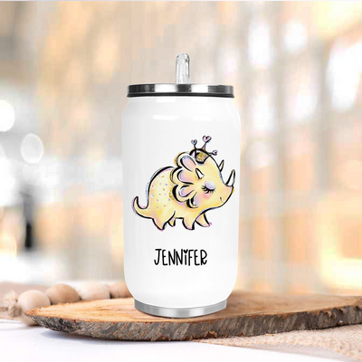 Personalized Cartoon Tumbler Bottle I04