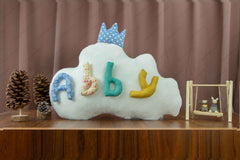Personalized Name Cushion Cloud 05
