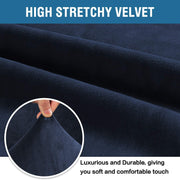 Stretch Velvet Couch Covers