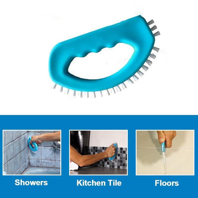 Tile Joint Cleaning Brush 3pcs