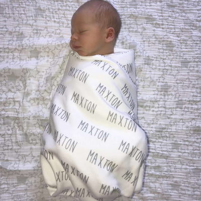 Baby Swaddle Fleece Blanket VI 14