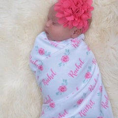Baby Swaddle Fleece Blanket XI 04