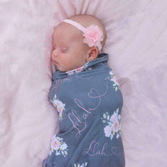 Baby Swaddle Fleece Blanket XI 03