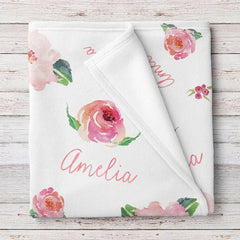 Baby Swaddle Fleece Blanket VII 07