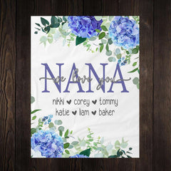 Personalized Christmas Day&Thanks Giving Day Blanket 16