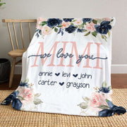 Personalized Christmas Day&Thanks Giving Day Blanket 15