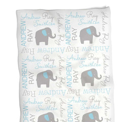 Baby Swaddle Fleece Blanket VIII 06