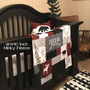 Baby Swaddle Fleece Blanket VI 10
