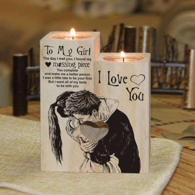 2020 Xmas Boyfriend To Girlfriend Pair Candle Holder 03