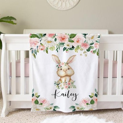 Baby Fleece Animal Blanket II 03