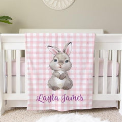 Baby Fleece Animal Blanket II 04