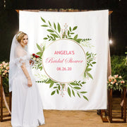 Custom Bridal Shower Backdrop 10