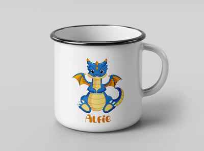 Personalized Cartoon Dinosaur Mug III12