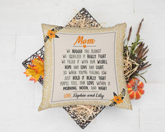 Personalized Mom Pillow01