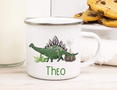 Personalized Cartoon Dinosaur Mug I03