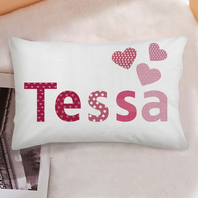 Personalized Baby Name Fleece Pillow08