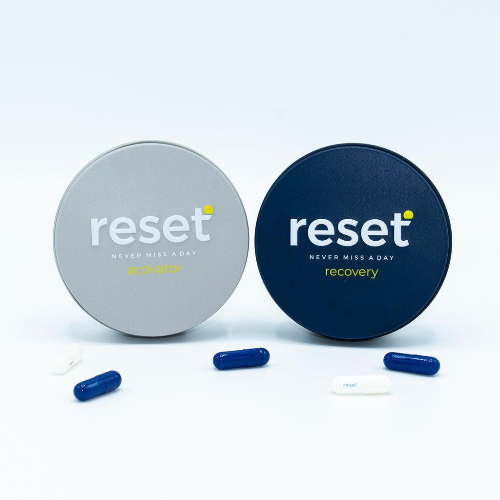 Reset Recovery | 60 + 60